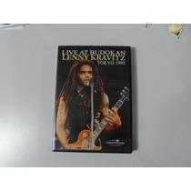 Lenny Kravitz Live At Budokan Dvd - Novo Rock