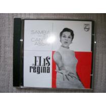 **cd-elis Regina **assim Eu Canto Samba Remaster **