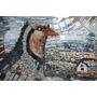 Mosaico Turco Pássaros 90 X 60cm Turquia Istambul Aslan Shop