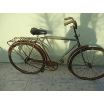Bicicleta Monark Sueca Masculina Dos Anos 50