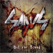 Sadus - Out For Blood Lacrado Importado ( Steve Digiorgio )