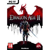 Dragon Age 2 Ii Pc Game Original Lacrado Frete Grátis!!!