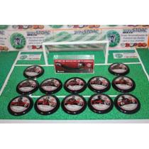 Flamengo - Campeão Brasileiro 2009 - Botão Tipo Brianezi