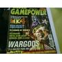 Revista Super Gamepower N°41 Wargods Golpes Pouco Gasta Original