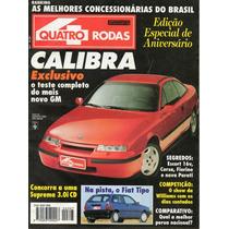 Revista Quatro Rodas Nº397 (agosto 1993)