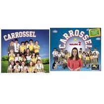 Kit Cd Carrossel 2012 + Carrossel Volume 2 * Frete Grátis *