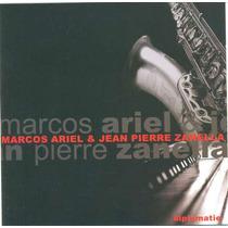 Cd Marcos Ariel & Jean Pierre Zanella - Diplomatie