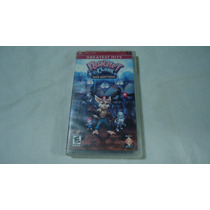 Ratchet & Clank Size Matters Original C/ Caixa E Manual Psp