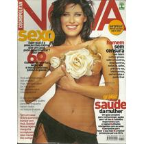 Revista Nova #344 - Ana Luiza - Usada - Bonellihq Cx 54