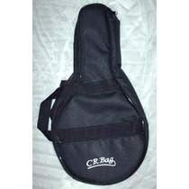 Capa Bag P/ Banjo Extra Luxo Da Cr Bag.