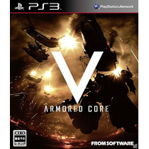 Game Ps3 Armored Core V