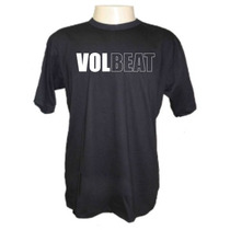 Camiseta Volbeat Divertidas Engraçadas Sátiras Banda Rock