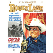 Almanaque Rocky Lane Nº 1! Cluq ! 2013!