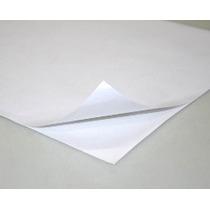 Papel Adesivo 190 G/m² Fosco Em A4 Pacote Com 100 Folhas
