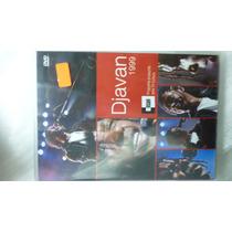 Dvd Djavan Progrma Ensaio Original Novo