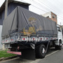 Lona Pvc Premium Caminhão 6 X 4 M Vinil Encerado Impermeável