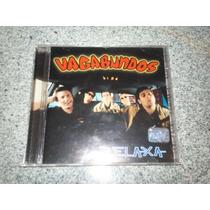 Cd - Banda Vagabundos Relaxa Album De 1999