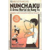 Livro: Nunchaku - A Arma Mortal Do Kung Fu - Marco Natali