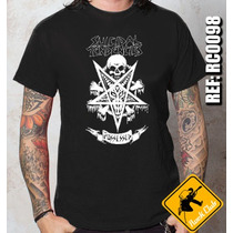 Camiseta De Banda - Suicidal Tendencies - Punk,hardcore