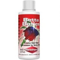 Condicinador Para Betas 60 Ml, Betta Basic, Seachem, Onimura