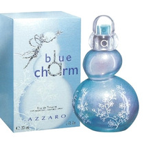 Perfume Blue Charm Azzaro Eau De Toilette Feminino 50ml