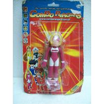 Brinquedo Antigo Multibrink Boneco Combo Rangers Tati 90/00