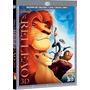Blu-ray 3d O Rei Leão Ed Diamante - 4 Disco + Luva Externa