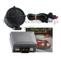 Bloqueador Automotivo Com Sirene Com Led Indicador Look Out