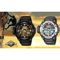 Relogio Esportivo Casio Sgw 400 Outgear Sgw400 Altimetro