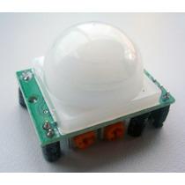 Módulo Sensor De Presença Pir Para Arduino,pic Avr,domótica!