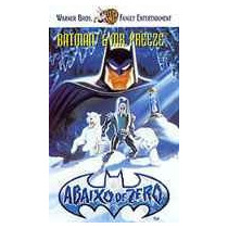 Dvd - Batman E Mr Freeze