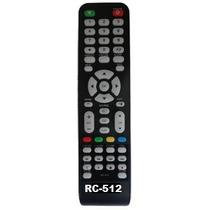 Controle Tv Cce Rc-512 Lcd/led D32/ D37/ D42/ Style D42