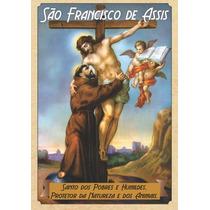 Santinho De São Francisco De Assis (milheiro Pagar Promessa)
