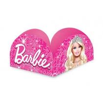 Porta Forminha Para Doces De Festa Life Of Barbie 50unid.