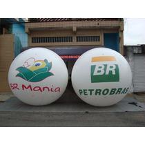 Balão Blimp Inflável Gigante Personalizado 2,80m Propaganda
