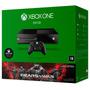 Xbox One C/ 1 Controle S/ Fio + Jogo + Fone De Ouvido