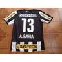 Camisa  Botafogo   Usada  Jogo   13   A. Bahia   Tamanho   G