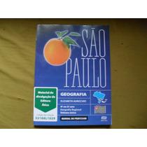 Livro-geografia São Paulo Volume Unico Manual Do Professor