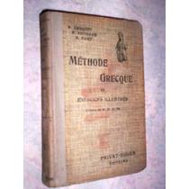 Raro Estudo Do Grego Ilustrado P Crouzet 1934