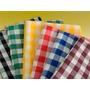 Lote Com 10 Cobre Manchas 0,70x0,70 Xadrez (toalhas De Mesa)