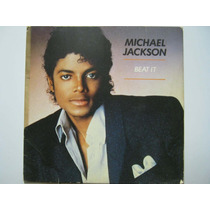 Michael Jackson Compacto Beat It