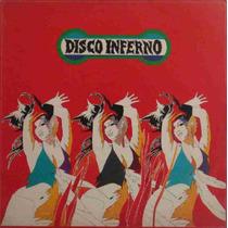 Disco Inferno Lp Vários Artistas 1977 Stereo