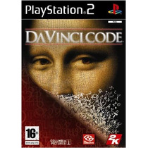 Jogo Original E Lacrado The Davinci Code Para Play Station2