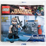 Lego 30165 - Hawkeye With Hero Gear - Avengers ( Arqueiro )