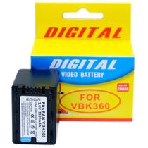 Bateria Compativel Panasonic Vw-vbk360 P/ Tm80 Tm90 H101 T70