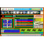 Software Turbinado Lotomania Por Quadrantes 80 Dezenas