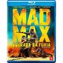 Blu-ray - Mad Max - Estrada Da Fúria (lacrado)