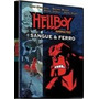 Dvd Hellboy Animated - Sangue E Ferro
