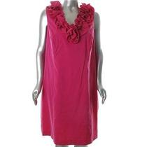 Lindíssimo Vestido De Festa Rosa Egg Plus Size 50 52 54
