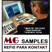 Samples Yamaha Motif Es, Fanton X E Coletânea Teclados